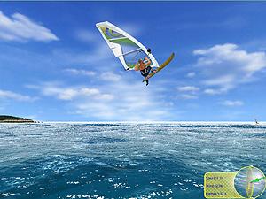 ウインドサーフィン ゲーム